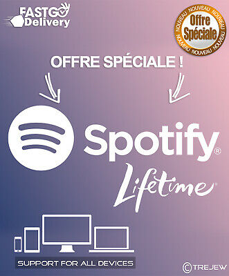 SPOTIFY PREMIUM ACCOUNT Subscription - Lifetime warranty Worldwide+ FREE  ACCOUNT