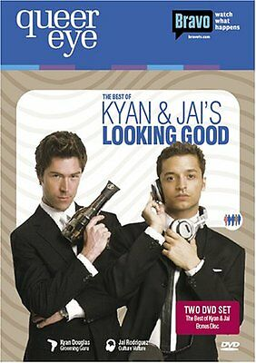 Queer Eye for the Straight Guy - Kyan and Jai....Looking Good (DVD,  - Brand New