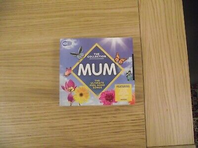 Ideal Gift for Mum - Mum the collection 4 CD Brand New