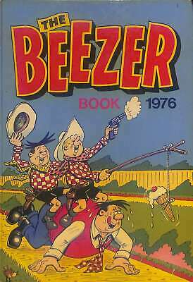 The Beezer Book: Annual 1976, D C Thomson, Good Condition Book, ISBN