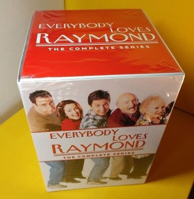 Everybody Loves Raymond Complete Series (DVD Boxset)NEW-Free Shipping w/Trackin