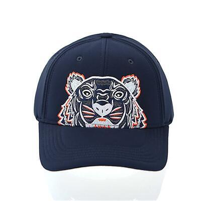 b9289c2b KENZO Tiger Cap Mens Womens Navy Hat 5AC301 F21 76 Adjustable Outdoor Gift  Auth