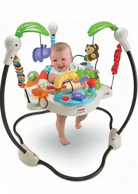 f3af17f2ae1c FISHER PRICE BABY Jumperoo Luv U Zoo Jumping Seat Toy Activity ...
