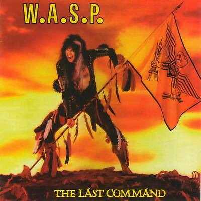 W.A.S.P. - THE LAST COMMAND (+5 Bonus)(1985/2010) Heavy Metal WASP CD+FREE GIFT
