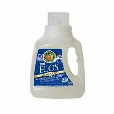 Earth Friendly Baby Ecos Laundry Liquid - Magnolia & Lily [1.478Ltr] (7 Pack)