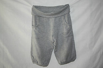 United Colors of Benetton cotton girls grey bottoms. Size 4. Used