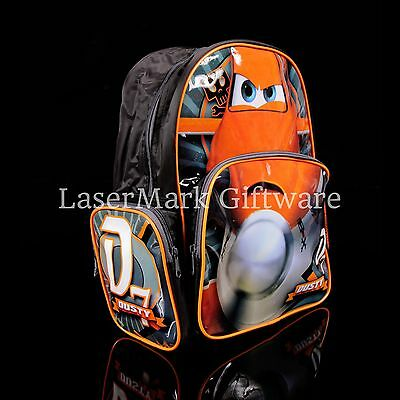 Brand new kids toddlers Disney Planes Dusty backpack school bag Free Shipping