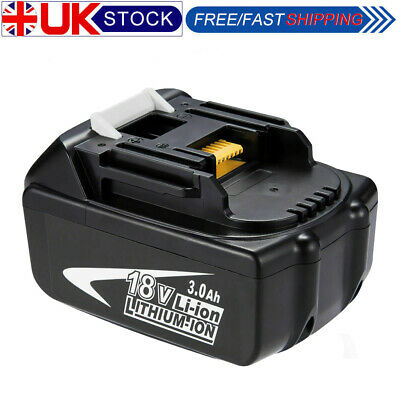 3.0AH For MAKITA 18V LXT LITHIUM ION BL1840 BATTERY BL1830 BL1850 BL1815 Tool