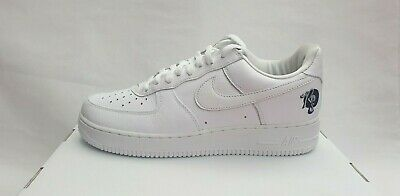 size 40 0f114 a8365 Nike Air Force 1  07  rocafella  White Leather (Ao1070-101)