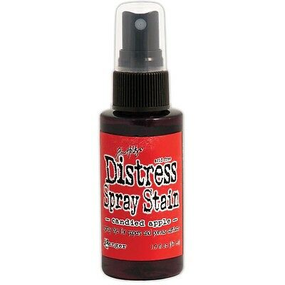 Ranger Distress Spray Stain - Candied Apple