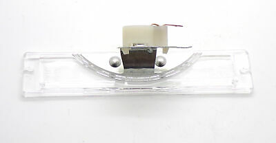 VW Type 2 Late Bay Baywindow Camper OEM Number Plate Light 1971-1979 211943161E