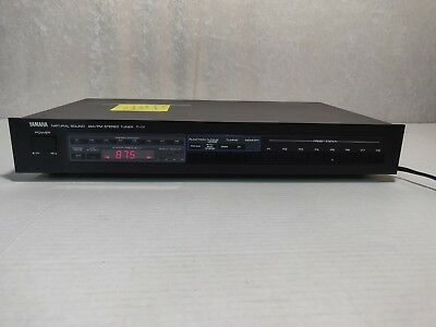 FM Stereo Tuner T-33 Tested X7903 Yamaha Natural Sound AM