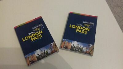 Adult Two Day London Pass For Two