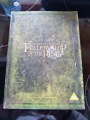 Lord of the rings fellowship of the ring Special Extended Edition