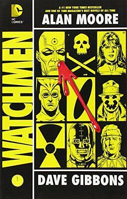 Watchmen International Edition TP by Gibbons, Dave, NEW Book, FREE & Fast Delive