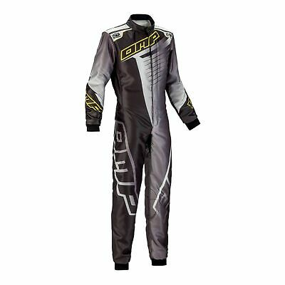 Omp Go Kart Racing Suit Cik Fia Level Ii (Sublimation Printing )