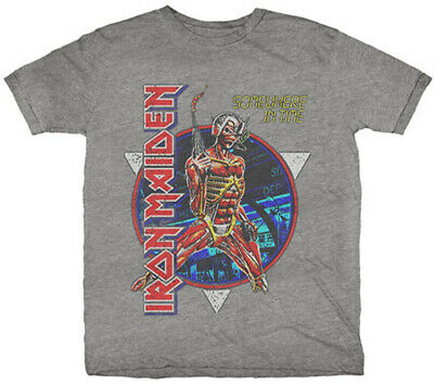 Iron Maiden 'Somewhere In Time 'T-Shirt - Neuf et Officiel