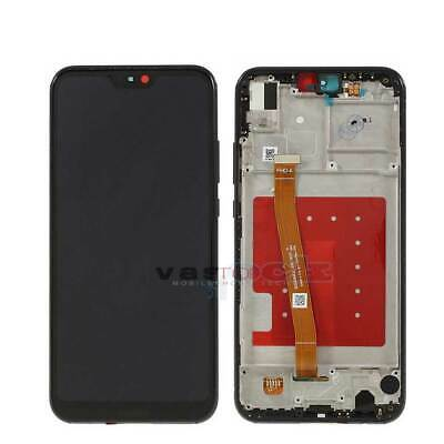 For Huawei P20 Lite ANE-LX1 LCD Display &Touch Screen +Frame Digitizer Assembly