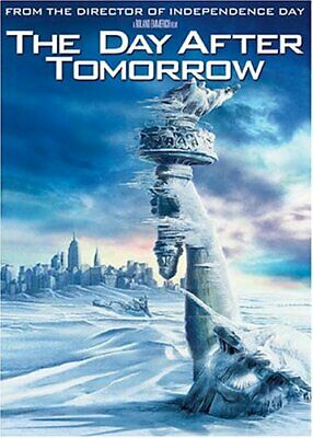 The Day After Tomorrow (Full Screen Edition) - DVD (Good)
