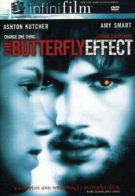 The Butterfly Effect (infinifilm Edition) - Dvd (Like New)