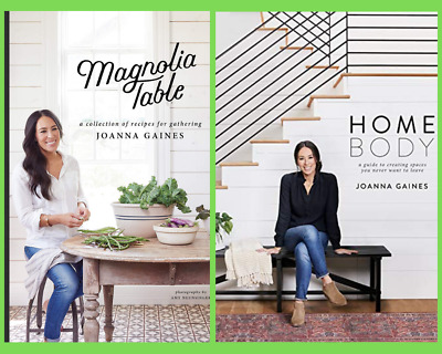 2 Best Digital Book by Joanna Gaines (Magnolia Table||Homebody )⚡Email Delivery⚡