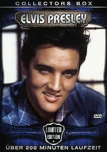Elvis Presley - Limited Collectors Edition (remaster... | DVD | Zustand sehr gut