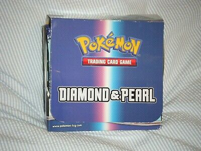 Pokemon Diamond & Pearl Booster Box, Unsealed, Containing 34 sealed packs