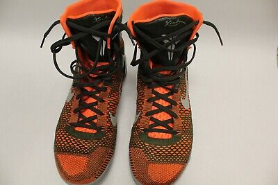 bff3e0c1cfe Nike Kobe IX 9 Elite Sequoia Mens Size 13 US Kobe Bryant Mamba Basketball  Shoes