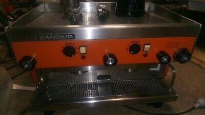 rancilio coffee machine  is excellent condition