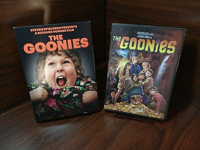 The Goonies(DVD)NEW-Special Collector Edition Slipcover-Free Shipping with Track