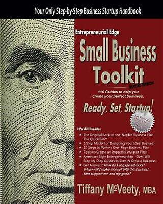 Entrepreneurial Edge Small Business Toolkit by McVeety, Tiffany -Paperback