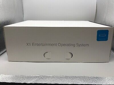 XFINITY X1 ENTERTAINMENT Operating System Primary Set - Top Box Cable Box  HDMI