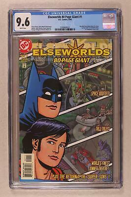 Elseworlds 80-Page Giant #1 1999 CGC 9.6 0299869023