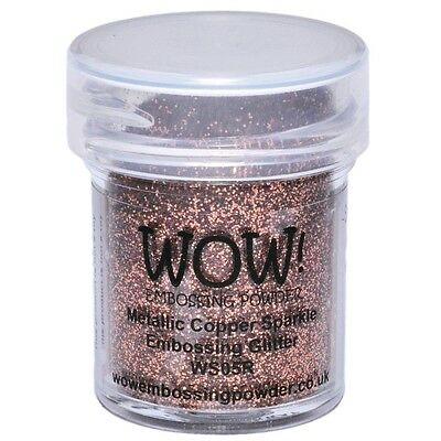 WOW!Embossing Powder 15ml - Copper Sparkles