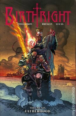 Birthright TPB (Image) #6-1ST 2018 NM Stock Image