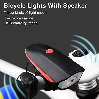 Bicycle Light LED Bike Light Front Bycicle Headlight Camping Usb Rechargeable
