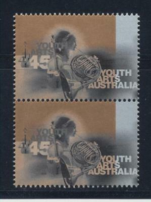 Australian Stamps: 1998 Youth Arts Australia - Pair 1