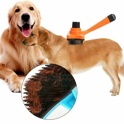 Pet Dog Cat Long Short Hair Fur Shedding Remove Grooming Comb Brush  Available