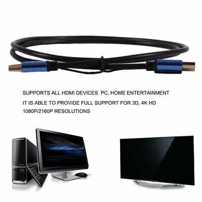 1M/3M/5M/10M/15M Super Long Aluminum Alloy HDMI Cable Male To Male HDMI Cable MT