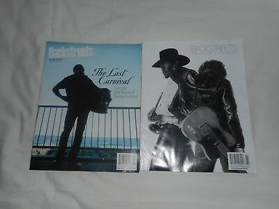 BRUCE SPRINGSTEEN BACKSTREETS Magazine 58 Spring 1998 - £5 99
