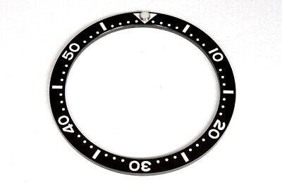 Bezel insert CERAMIC for Seiko (7S26-0020 SKX) 7002/6309/6306 divers - 136969