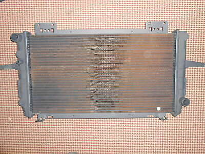 FORD SIERRA Mk1 (1984-1987) 4 cylinder NEW COOLING RADIATOR
