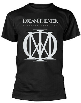 Dream Theater 'Distance Over Time (Logo)' T-Shirt - NEW & OFFICIAL!