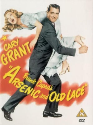 Jean Adair, John Alexander-Arsenic and Old Lace (UK IMPORT) DVD [REGION 2] NEW
