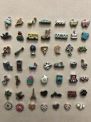 Authentic Origami Owl Charms ~ New ~ Retired ~ Hard to Find