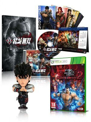 Fist of the North Star: Ken's Rage 2 Collector's Edition XBOX 360