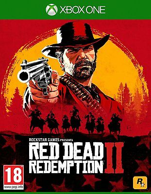 Red Dead Redemption 2    -  XBOX ONE  EU  NUOVO