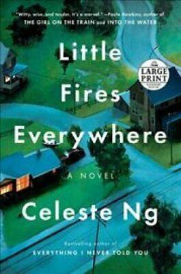 Little Fires Everywhere by Celeste Ng 9780525498773 (Paperback, 2017)