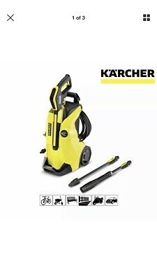 Karcher K4 Full Control Pressure Washer - 1800W Brand New Not In Original Box