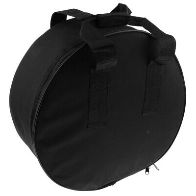 "16"" Photography Beauty Dish Carrying Case Foam Padded Expansion Zippers Bag"